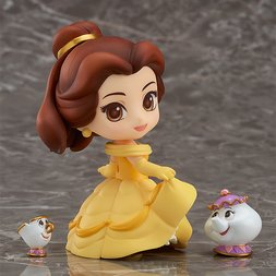 Nendoroid Beauty and the Beast Belle