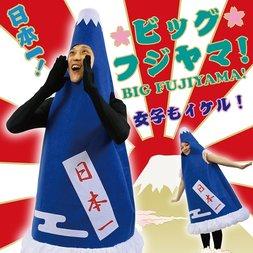 Big Fujiyama Cosplay Outfit