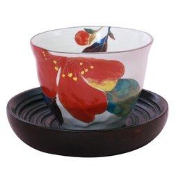 Hana Kairo Mino Ware Tea Cup Sets