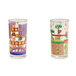 Kirby's Dream Land Tumbler Glasses