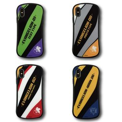 Rebuild of Evangelion Hybrid Glass iPhone Xs/X Cover Collection