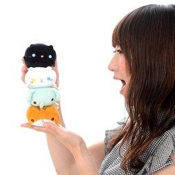 Mocchiizu Small Ball Chain Plush Collection Vol. 2