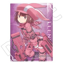 Sword Art Online Alternative: Gun Gale Online Acrylic Plate: Llenn B