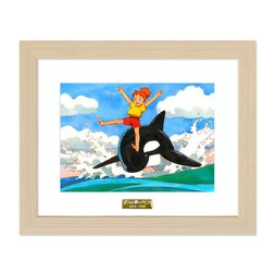 Tico of the Seven Seas Chara Fine Graph Print