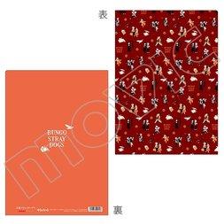 Bungo Stray Dogs: Dead Apple Yuru Palette Ver. Clear File