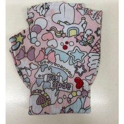 ACDC RAG Cake Fingerless Gloves