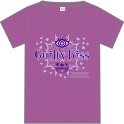 Love Live! Sunshine!! Aqours Club Activity LIVE & FAN MEETING 2018 Unit Battle Japan Tour Guilty Kiss Ver. T-Shirt