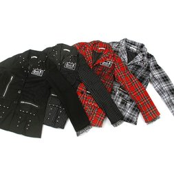 ACDC RAG Punks Cross Jacket