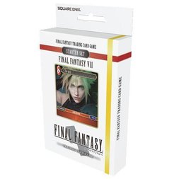 Final Fantasy Trading Card Game: FFVII Starter Set - Fire & Earth