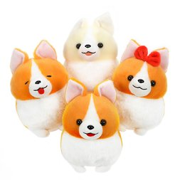 Ichi Ni no Corgi Dog Plush Collection (Standard)