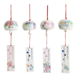 Kawaii Porcelain Wind Chimes Ver. 2
