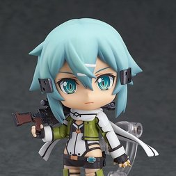 Nendoroid Sword Art Online II Sinon (Re-Release) + FREEBIE