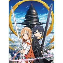 Sword Art Online Key Visual 1 Special Edition Wall Scroll