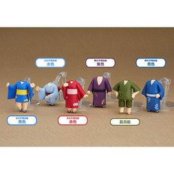 Nendoroid More: Dress Up Yukatas Box Set