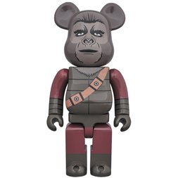 BE@RBRICK Planet of the Apes Soldier Ape 400%