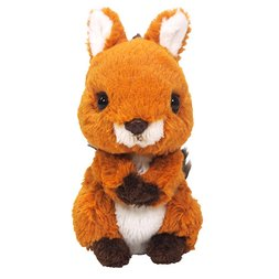 Fluffies Small Squirrel Plush