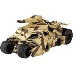 Sci-fi Revoltech The Dark Knight Rises Batmobile Tumbler Cannon
