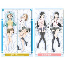 A Place Further than the Universe Body Pillow Cover Collection