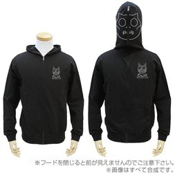 The Idolm@ster Cinderella Girls Mirei Hayasaka Black Full-Zip Hoodie