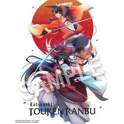 Katsugeki Touken Ranbu Complete Blu-ray Box Set