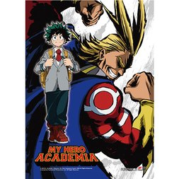 My Hero Academia Key Art 3 Premium Wall Scroll
