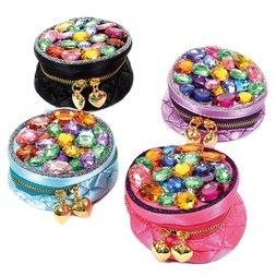 Raghbishwa Colorful Bijou Eco Bag w/ Pouch