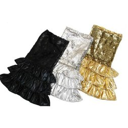 ACDC RAG Metallic Dress