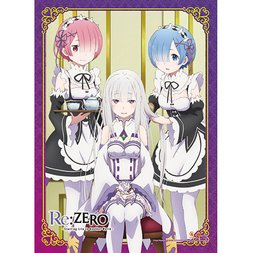 Re:Zero -Starting Life in Another World- Group 1 Wall Scroll