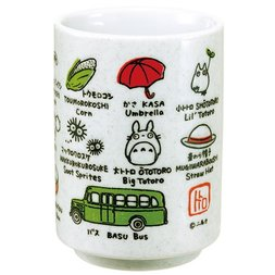 My Neighbor Totoro Totoro & Friends Japanese Teacup