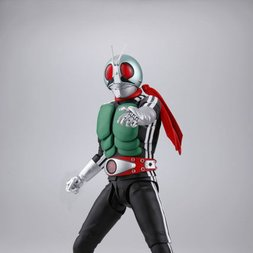 Kamen Rider Shin Ichigo 1/8th Scale Master Grade Plastic Model Kit