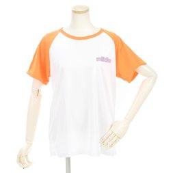 milklim Dolman Sleeve Logo Print T-Shirt