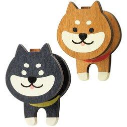 Wankoron Shiba Inu Magnet Clip