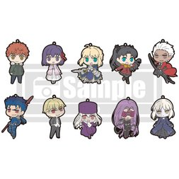 Fate/stay night: Heaven's Feel Trading Rubber Straps Box Set