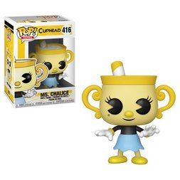Pop! Games: Cuphead - Ms. Chalice