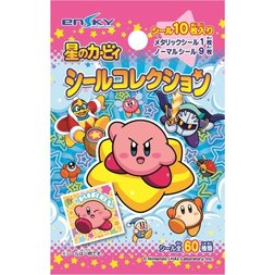 Kirby's Dream Land Sticker Collection
