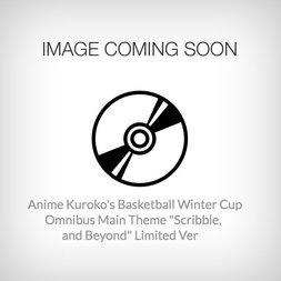 Scribble, and Beyond - Anime Kuroko's Basketball Winter Cup Omnibus Main Theme Limited Edition