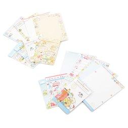 Sumikko Gurashi Oheya no Sumi de Tabikibun Letter Sets