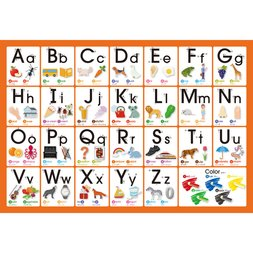 Let's Learn the Alphabet! Jigsaw Puzzle