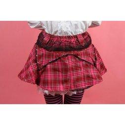 ACDC RAG 99 Red Tartan Skirt