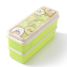Sumikko Gurashi 2-Tier Mini Bento Box w/ Chopsticks