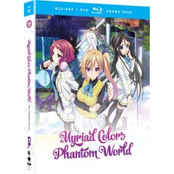 Myriad Colors Phantom World: The Complete Series Blu-ray/DVD Combo Pack