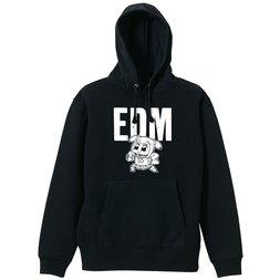 Pop Team Epic EDM Black Hoodie