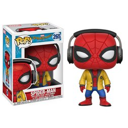 Pop! Movies: Spider-Man: Homecoming - Spider-Man w/ Headphones