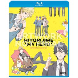 Hitorijime My Hero Complete Collection Blu-ray