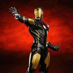 ArtFX+ Iron Man Marvel NOW! Black Color Variant