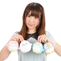 Marukoro Pen-chan Penguin Plush Collection (Ball Chain)