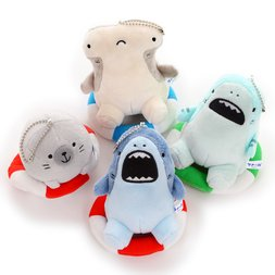 Same-Z Ball Chain Float Plush Collection