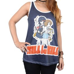 Kill la Kill Ryuko & Friends Tank Top