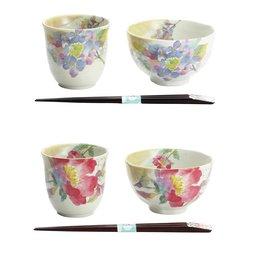 Hana Misaki Mino Ware Gift Set