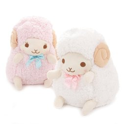 Wooly Sheep Big Plush Collection